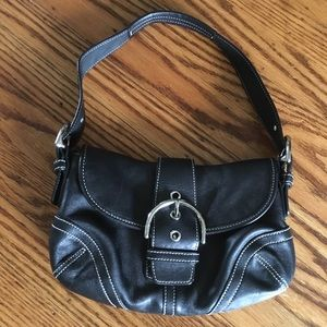 Coach Flap Bag